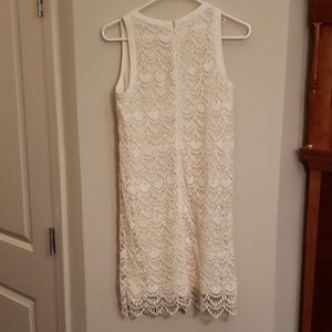 LOFT Dresses - ♥️ Last Call! Going to yard sale!  LOFT lace dress
